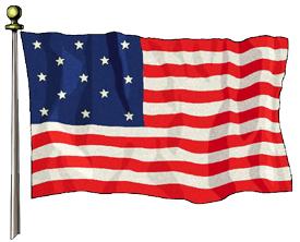 6e2c8487deb8 Official U.S. Flags1777 - 1960